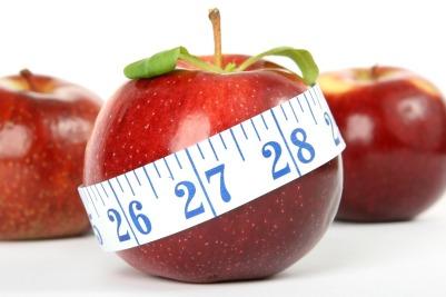 02 Measuring apple