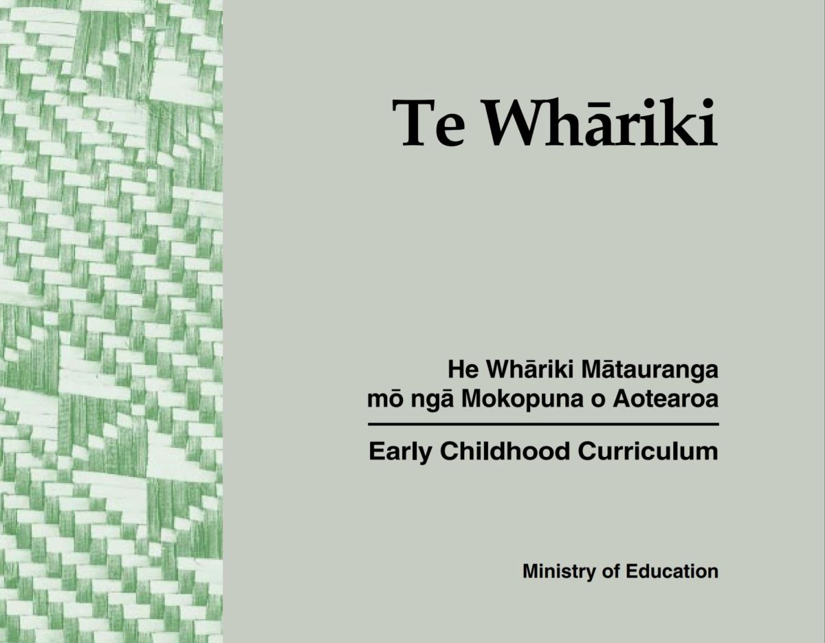 te whariki Te whariki in new zealand the maori people and the pakeha have worked together to make a major contribution to the early childhood curriculum (birth to 6 years).